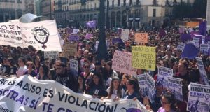 Spanje: geslaagde jongerenstaking tegen seksisme