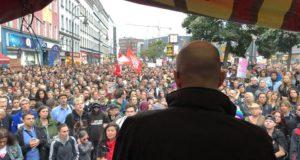 Toenemende polarisatie in Duitsland