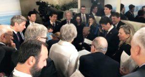 G7 toont verdeeldheid in kapitalistische wereldwanorde