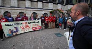 België: voor een linkerzijde die durft