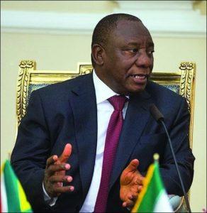 Na Zuma is Ramaphosa van het ANC een veilige keuze voor het kapitalisme