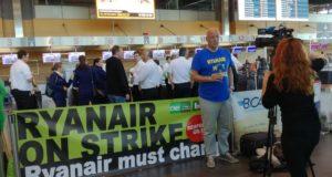 """Ryanair-piloot: """"Misschien moet dit wekelijks"""""""