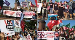 Steun voor Poetin neemt duik na aanvallen op pensioenen