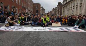 Groeiende beweging voor betaalbare huisvesting in Ierland