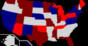 VS: Midterm verkiezingen verzwakken Republikeinen