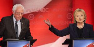 Bernie versus Hillary, een feministisch standpunt