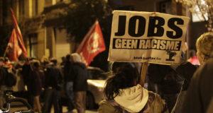 Nee tegen postcode racisme!