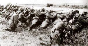 100 jaar wapenstilstand. Grote slachtpartij herdacht