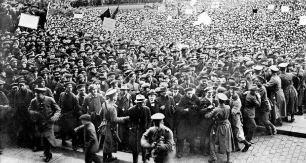 Oorlog, revolutie, fascisme. Actualiteit van de Duitse Revolutie