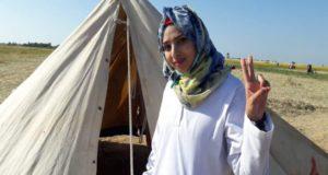 """Ooggetuige uit Gaza: """"Razan werd voor mijn ogen vermoord"""""""
