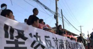 China: toenemende repressie en dictatuur, maar ook groeiend verzet