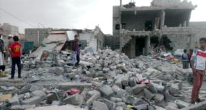 Jemen bloedt