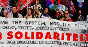 Extreemrechts en rechts populisme gedijen onder aftakelend kapitalisme. Enkel de arbeidersbeweging kan hen stoppen!