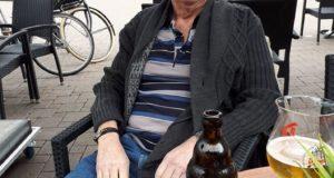 Onze kameraad Theo Hartoghs overleden