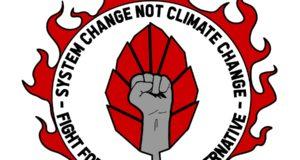 System change, not climate change. Onze eisen voor socialist change
