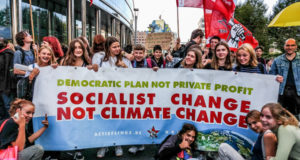 Klimaatcatastrofe toont noodzaak geplande economie