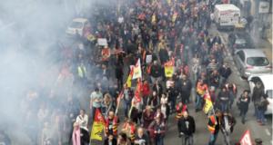Algemene staking in Frankrijk tegen pensioenhervorming