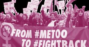 Internationale vrouwendag. De plaats van de vrouw  is in de strijd!