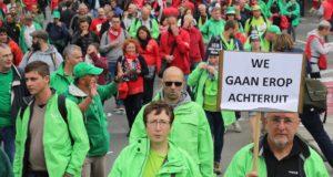 Nog steeds geen regering in België: arbeidersbeweging mag politiek niet aan politici overlaten!