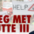 Weg met Rutte III