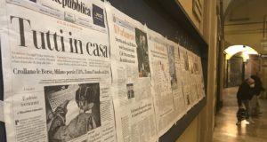 """Italië: """"Virus stopt niet aan poorten van bedrijven"""""""