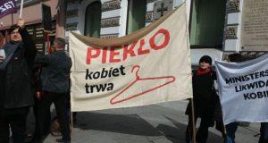 Polen: recht op abortus onder aanval tijdens de lockdown