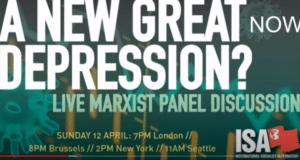 Video: een nieuwe grote depressie?