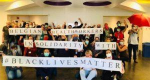 Strijd tegen racisme in België: GET ORGANIZED, racisme en verdeeldheid bestrijden met solidariteit