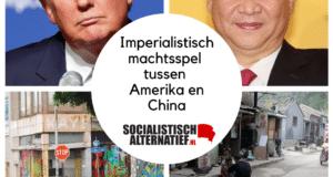 Amerika en China: Imperialistisch machtsspel