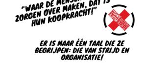 Belgie: Zorgbetoging op 13 september is kwestie van volksgezondheid. Verbied het niet!