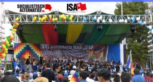 Bolivia: MAS wint verkiezingen