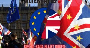 Brexit-saga blijft duren: arbeidersbeweging moet zelfstandig handelen