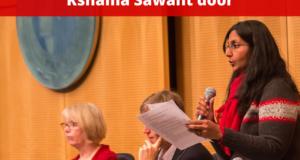 Big business zet offensief tegen Kshama Sawant door