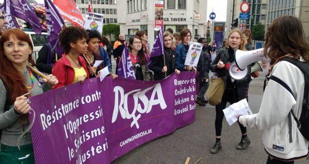 We hebben socialistisch feminisme nodig tegen kapitalistisch geweld!