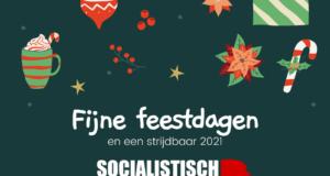 Fijne feestdagen en een strijdbaar 2021