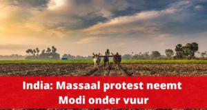 India: Massaal protest neemt Modi onder vuur