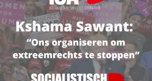 """Geweld in de VS, socialistisch gemeenteraadslid Kshama Sawant: """"Ons organiseren om extreemrechts te stoppen"""""""