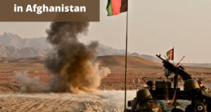 Oorlogsmisdaden van het westen in Afghanistan