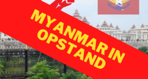 Myanmar in opstand