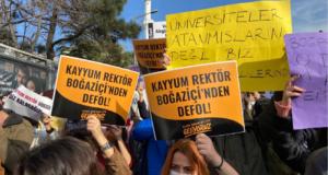 Turkije: Studenten van Boğaziçi universiteit in actie tegen aanstelling rector