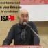 Onze kameraad Jan van Emous is overleden