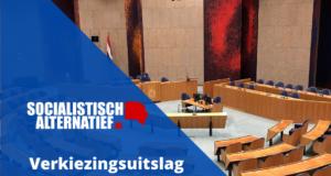Verkiezingsuitslag: Weg met Rutte 4!
