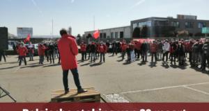 Belgische staking van 29 maart: een succes om op voort te bouwen