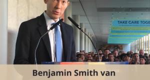 Benjamin Smith van  Air France KLM kreeg zijn bonus