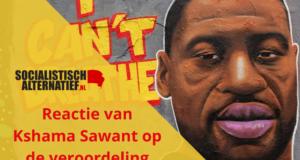 Reactie van Kshama Sawant op de veroordeling van Derek Chauvin