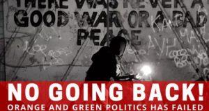 Noord Ierland: Geen terugkeer naar het geweld! Eenheid werkende klasse is nodig