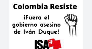 """Van algemene staking naar massale opstand. """"El Paro No Para!"""""""