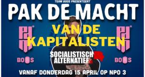 Pak De Macht, van de Kapitalisten!
