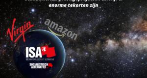 Miljardairs naar de ruimte: schaamteloze prestigeprojecten terwijl er enorme tekorten zijn