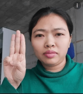 Myanmar. Interview met Khaing Zar, voortrekster van textielbond en vakbondsfederatie